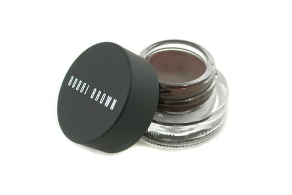 Bobbi Brown Long Wear Gel Eyeliner - # 13 Chocolate Shimmer Ink (3g/0.1oz)