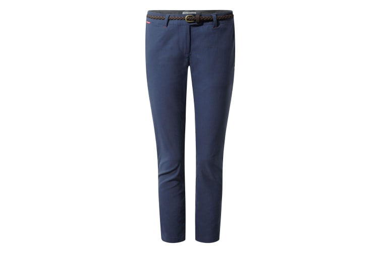 Craghoppers Womens/Ladies NosiLife Fleurie II Trousers (Soft Navy) (16 UK)