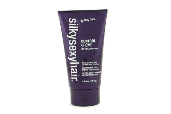 Sexy Hair Concepts Silky Sexy Hair Control Creme (For Thick/Coarse Hair) (150ml/5.1oz)