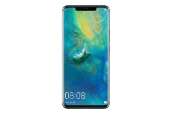 Huawei Mate 20 Pro (Single Sim, 128GB/6GB, Opt) - Blue