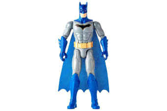 Batman Missions True Moves 12 Inch Detective Batman Figure