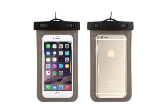 Generic Waterproof Sealed Bag Swimming Case Cover for 6 Inches below phone