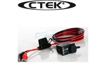 CTEK COMFORT CONNECTION INDICATOR PANEL MOUNT 330CM SUIT XS7000 XS 5.0 MXS .08 56-531