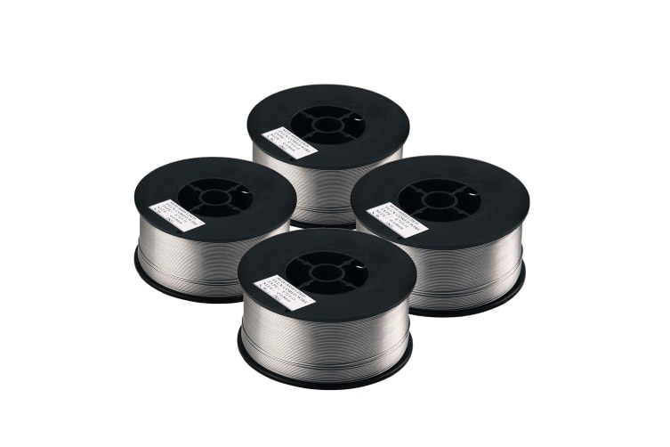 4X 0.8mm Gasless MIG Welding Wire
