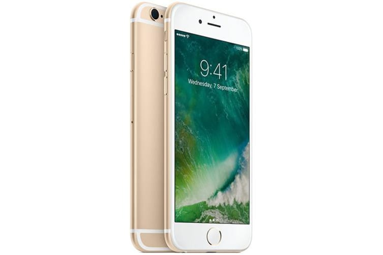 Used as Demo Apple Iphone 6 128GB Gold (Local Warranty, 100% Genuine)