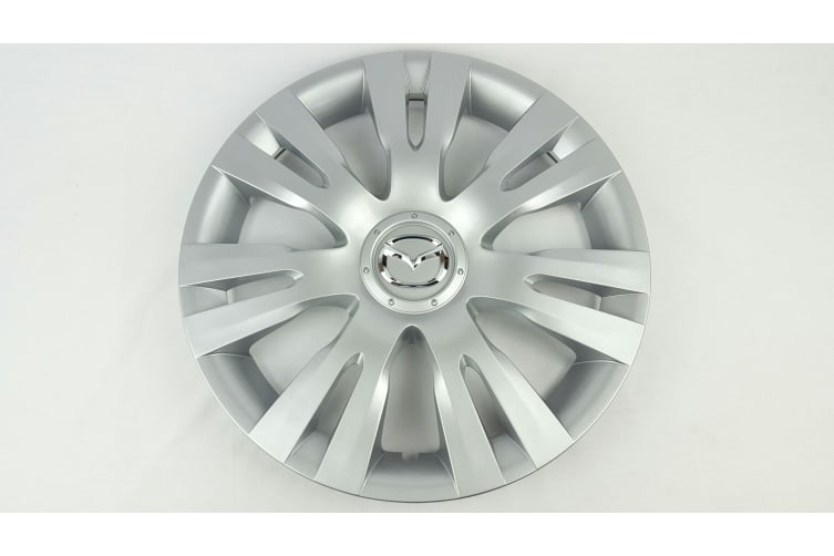 "New Genuine Mazda 2 DE Hub Cap 15 inch Wheel Cover 15'"" Cap 2010-2014 DN2037170"