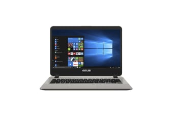 "ASUS E406MA-BV212T Education Laptop 14"" (1366x768) Intel Celeron N4000 4GB 64GB eMMC NO-DVD"
