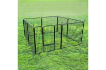 8 Heavy Duty Panel Foldable Pet Playpen 32""