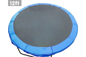 12ft Replacement Outdoor Round Trampoline Safety Spring Pad Cover