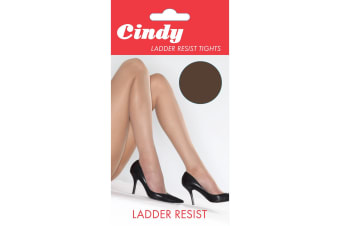 Cindy Womens/Ladies Ladder Resist Tights (1 Pair) (Fantasy)