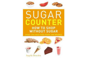 Sugar Counter - How to shop without sugar