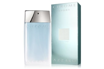 Azzaro Chrome Sport 100ml EDT (M) SP