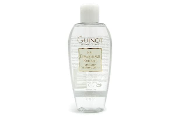 Guinot One-Step Cleansing Water (For Face & Eyes) (200ml/6.7oz)