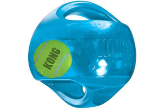 KONG Jumbler Two In One Dog Ball (Ball)