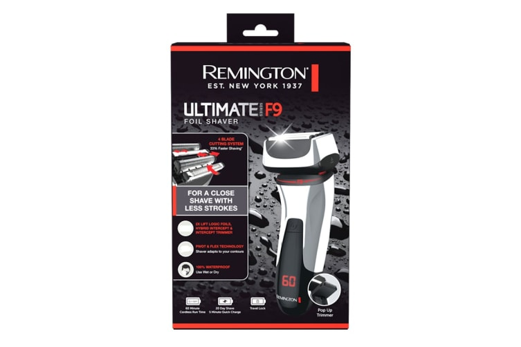 Remington Ultimate Series F9 Foil Shaver (F9000AU)