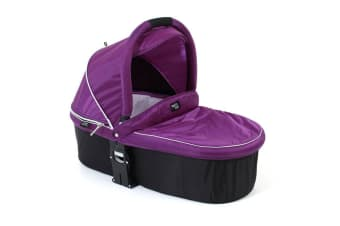 Valco 82cm Baby/Babies/Newborn Q Bassinet/Portable Bed for Stroller Deep Purple