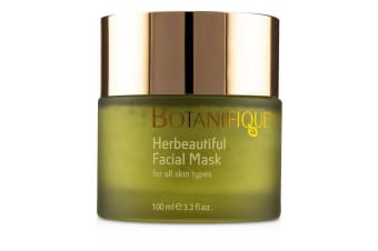 Botanifique Herbeautiful Facial Mask 100ml/3.3oz