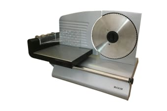 Maxim 200W Electric Deli Style Food Slicer (MMS200)