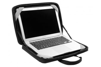 "STM Ace Always On Cargo notebook case 35.6 cm (14"") Briefcase Black"