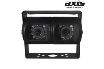 AXIS TWIN CAMERA - SHARP CCD