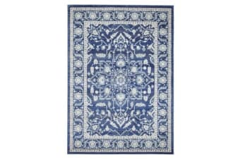 Release Navy Transitional Rug 230x160cm