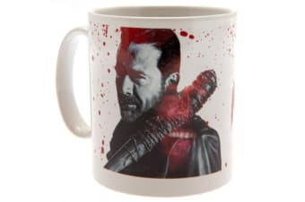The Walking Dead Official Negan Mug (Multicoloured) (One Size)