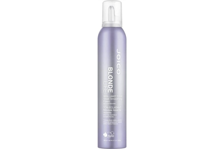 Blonde Life Brilliant Violet Smoothing Foam 200ml