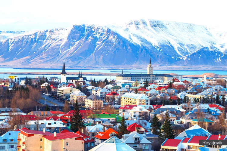 ICELAND: 8 Day Best of Iceland & Northern Lights Tour Including Flights for Two