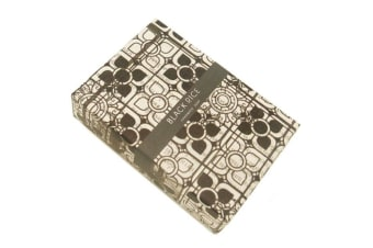 Natural Handmade Scented Soap Bar w/ Newspaper Wrap Black Rice 120g Beauty/Clean