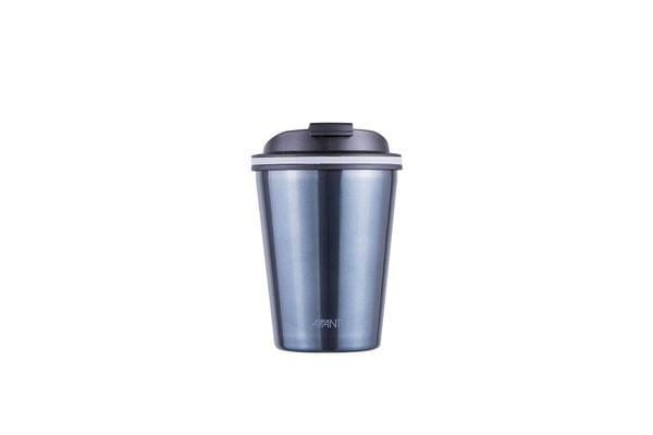 Avanti Go Cup Double Wall Insulated Cup 280ml Steel Blue