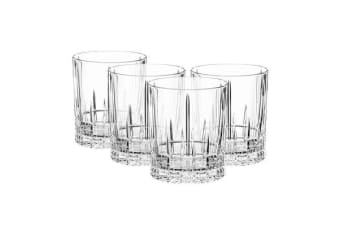 Spiegelau Perfect Serve Double Old Fashioned Set of 4
