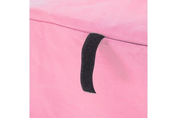 """42"""" Cover for Wire Dog Cage - PINK"""