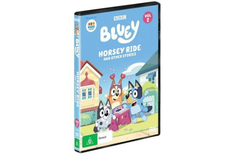 Bluey : Horsey Ride And Other Stories