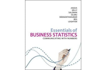Pack Essentials of Business Statistics (Includes Connect, LearnSmart)