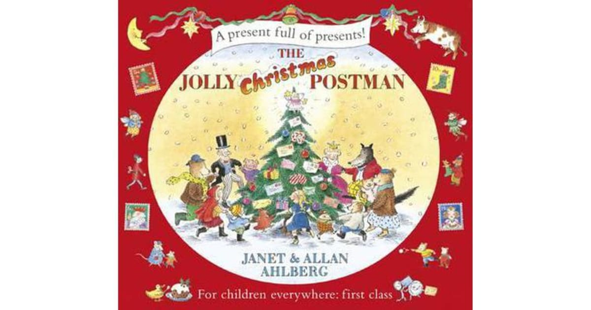 The Jolly Christmas Postman by Janet Ahlberg | 9780141340111 | 2011 ...