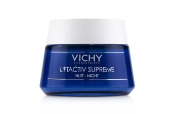 Vichy LiftActiv Supreme Night Anti-Wrinkle & Firming Correcting Care Cream (For All Skin Types) 50ml/1.67oz