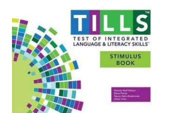 Test of Integrated Language and Literacy Skills (R) (TILLS (R)) Stimulus Book