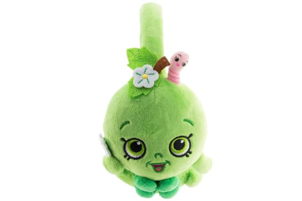 Shopkins Plush Kids Headphones Apple Blossom