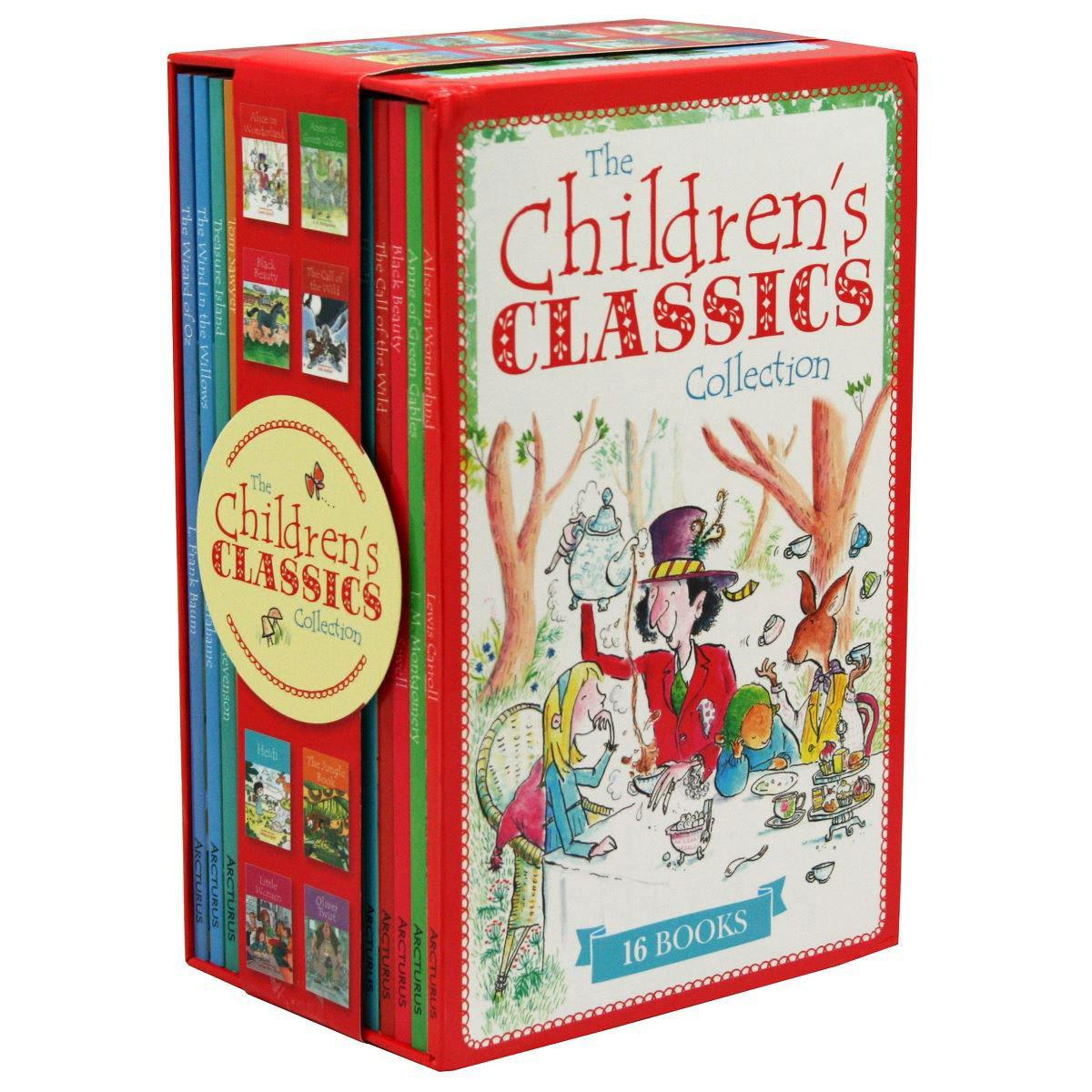 Image of Children's Classics Collection 16 Books Box Set