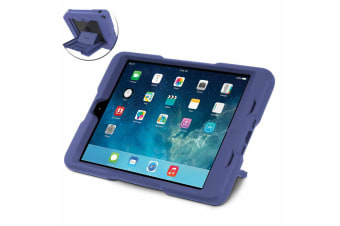 Kensington BlackBelt 2nd Degree Rugged Protective Case Cover for iPad Air Plum
