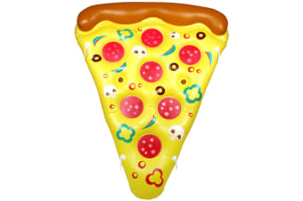 Giant Pizza Slice With Drink Holders | Airtime