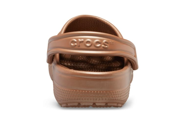 Crocs Womens/Ladies Classic Clog (Bronze) (6 UK)