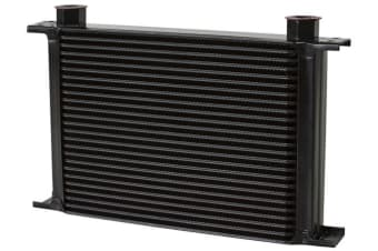 Aeroflow Oil Cooler 330 X 146 X 51mm Trans Or Engine Oil ,19 Row