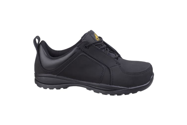 Amblers Safety FS59C Ladies Safety / Womens Shoes (Black) (6 UK)
