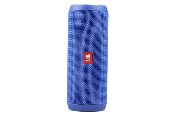 JBL Flip 4 Waterproof Bluetooth Speaker (Blue)