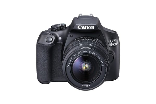 Canon 1300D DSLR Camera with EFS18-55mm III Lens