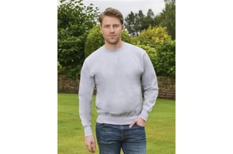 Casual Original Mens Sweatshirt (Sport Grey)