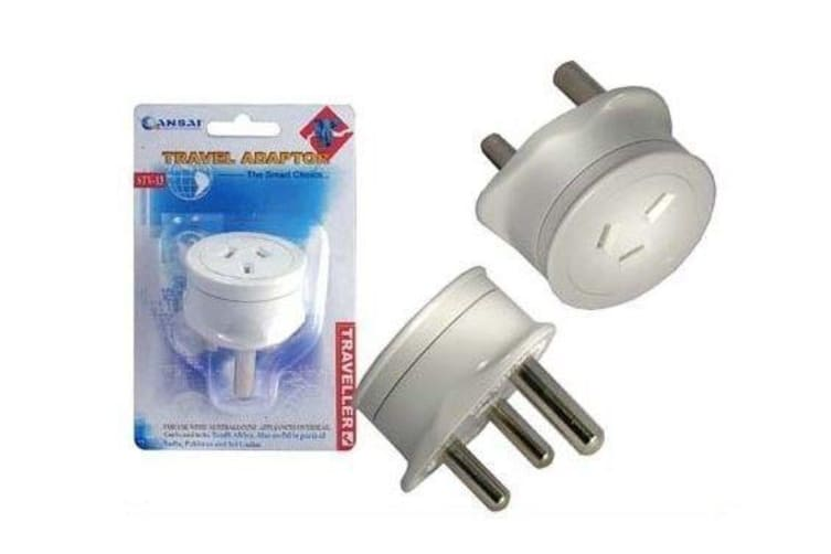 Sansai Travel Adaptor to use in Southafrica India  Srilanka