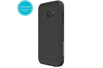 Lifeproof Fre Waterproof Drop/Dirt Proof Cover Case for Samsung Galaxy S7 Black