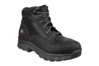 Timberland Pro Mens Workstead Lace Up Safety Boot (Black)